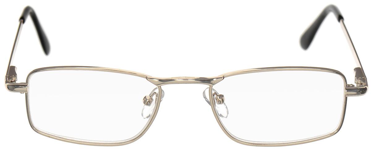 Proffi Home Очки корригирующие (для чтения) 5858 Ralph +3.25, цвет: золотойGESS-014Корригирующие очки, это очки которые направлены непосредственно на коррекцию зрения. Готовые очки для чтения с минусовыми и плюсовыми диоптриями (от -2,5 до + 4,00), не требующие рецепта врача. За счет технологически упрощенной конструкции и отсуствию этапа изготовления линз по индивидуальным параметрам - экономичный готовый вариант для людей, пользующихся очками нечасто, в основном, для чтения.