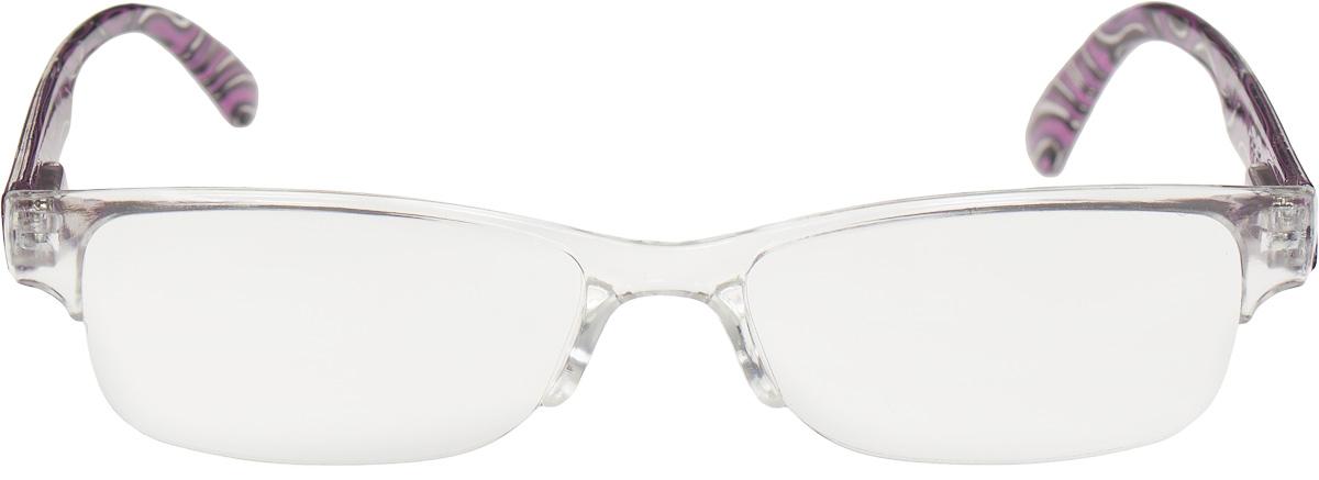 Proffi Home Очки корригирующие (для чтения) 363 Fabia Monti +2.25, цвет: прозрачныйБУ-00000316Корригирующие очки, это очки которые направлены непосредственно на коррекцию зрения. Готовые очки для чтения с минусовыми и плюсовыми диоптриями (от -2,5 до + 4,00), не требующие рецепта врача. За счет технологически упрощенной конструкции и отсуствию этапа изготовления линз по индивидуальным параметрам - экономичный готовый вариант для людей, пользующихся очками нечасто, в основном, для чтения.