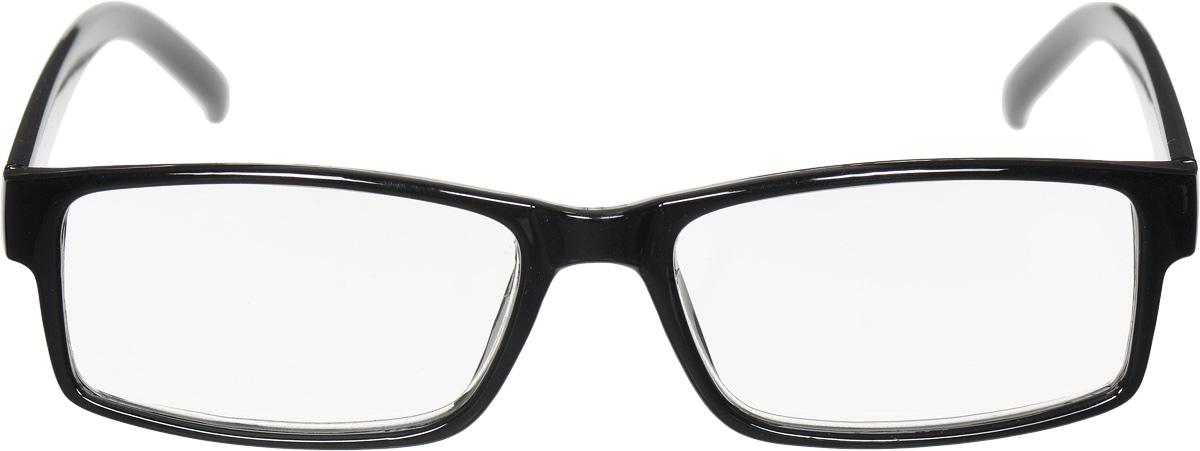 Proffi Home Очки корригирующие (для чтения) 8067 Oscar +1.00, цвет: черныйPH6_черныйКорригирующие очки, это очки которые направлены непосредственно на коррекцию зрения. Готовые очки для чтения с минусовыми и плюсовыми диоптриями (от -2,5 до + 4,00), не требующие рецепта врача. За счет технологически упрощенной конструкции и отсуствию этапа изготовления линз по индивидуальным параметрам - экономичный готовый вариант для людей, пользующихся очками нечасто, в основном, для чтения.