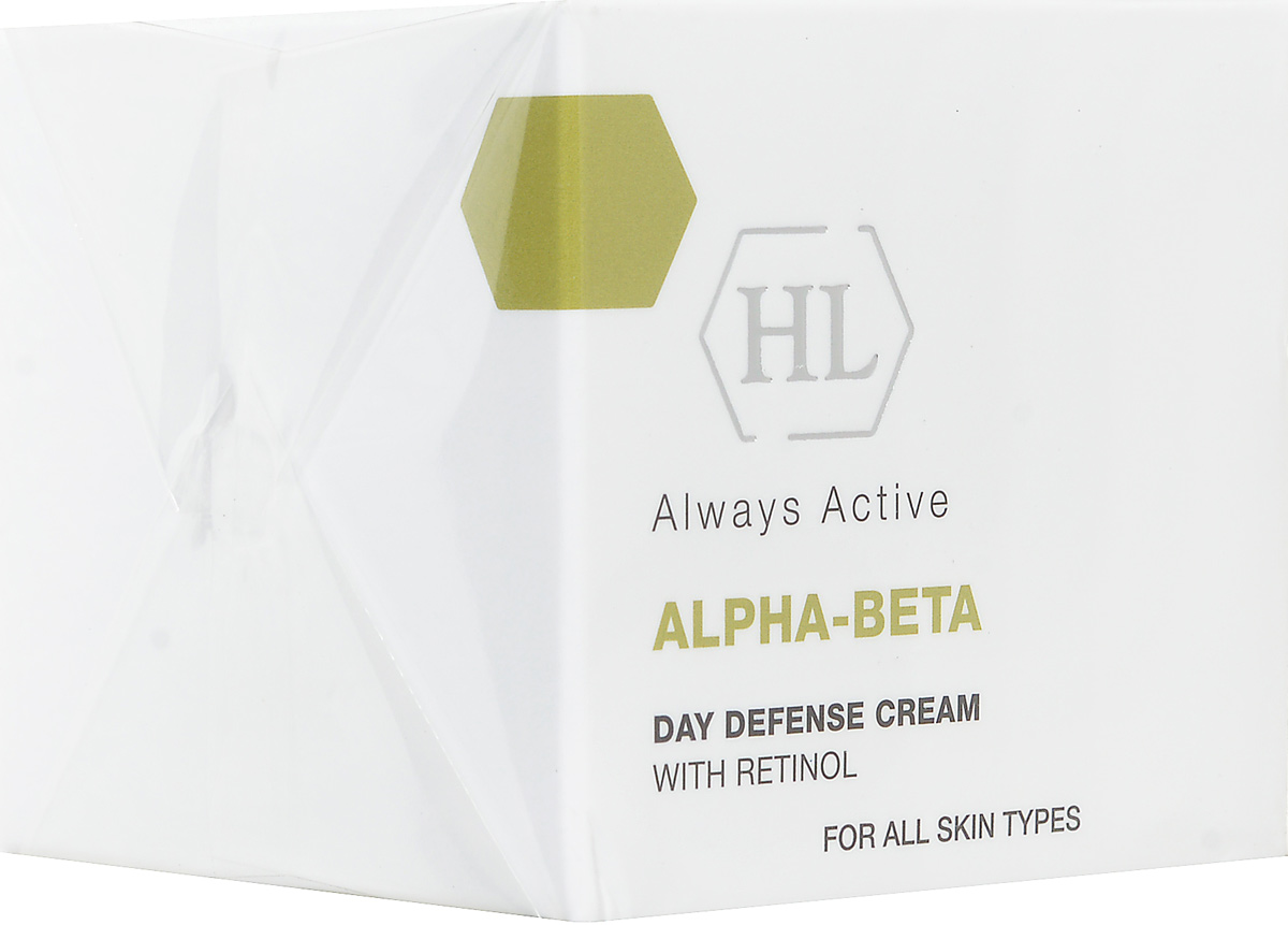 Holy Land Дневной защитный крем Alpha-Beta and Retinol Day Defense Cream Spf 30, 50 мл111057Дневной защитный крем для жирной, комбинированной и нормальной кожи. Кроме активных ингредиентов, входящих в линию, содержит химический и механический УФ фильтры SPF 30.Действие:Увлажняет и защищает кожу от УФО и вредных внешних воздействий.Сокращает поры, уменьшает жирный блеск.Корректирует и выравнивает цвет кожи. Активные компоненты: фруктовые кислоты, (молочная, гликолевая, лимонная, маликовая, тартаровая), аскорбил фосфат магния, ретинол, салициловая кислота, экстракт зеленого чая, диоксид титана (светофильтр, обладает отбеливающими свойствами).