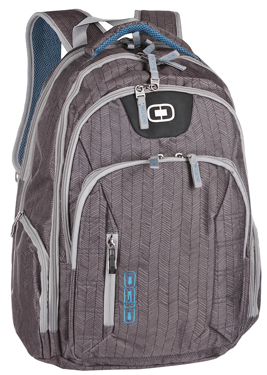 Рюкзак городской Ogio Urban Pack, цвет: серый, 38 лRivaCase 7560 redOGIO – высокотехнологичный продукт от американского производителя. Вместимые сумки для путешествий, работы и отдыха, специальная коллекция городских сумок для женщин, жесткие боксы под мелкий инвентарь и многое другое. Urban Laptop Back Pack это не просто рюкзак, а настоящий монстр вместительности и высокой грузоподъемности. Отправляясь на учебу или работу, в туристическое путешествие или важную командировку, Вы можете быть уверены в надежной и безопасной транспортировке Ваших вещей, ведь рюкзак имеет продуманную систему организации пространства.