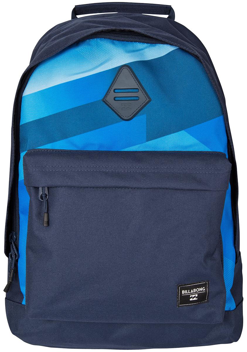 Рюкзак городской Billabong All Day, цвет: индиго, синий, 20 л туфли l day l day ld001awtfr07
