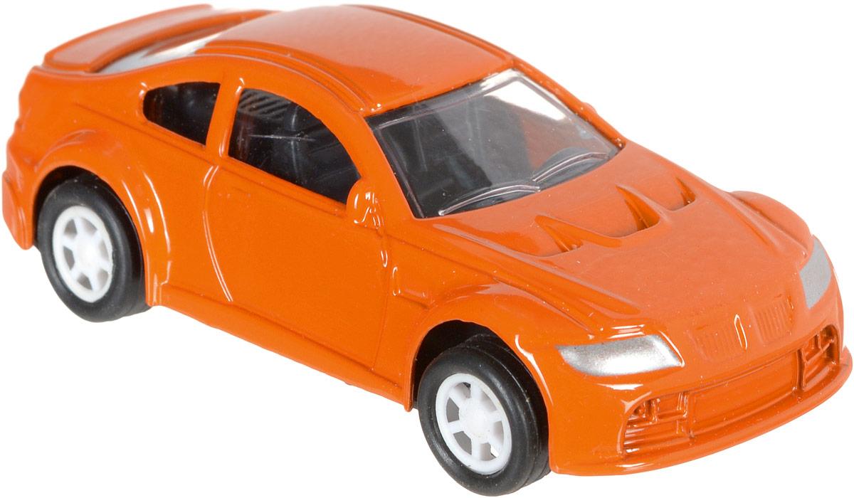 Shantou Машинка инерционная цвет оранжевый
