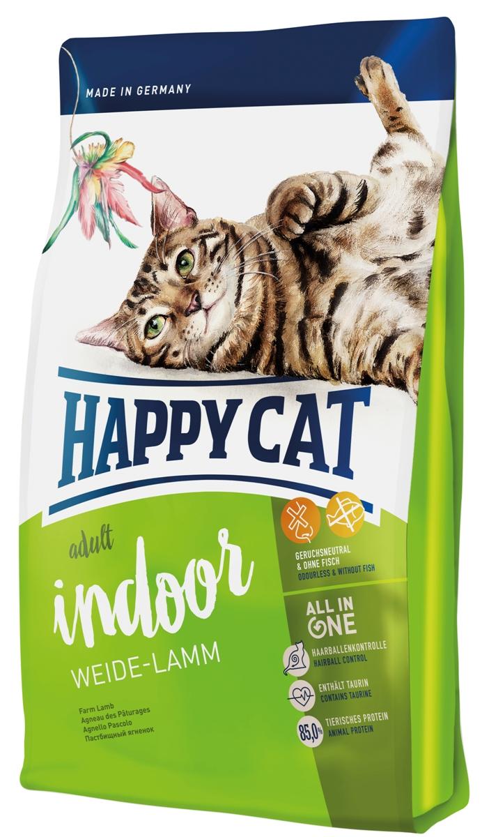 Корм сухой Happy Cat Adult Indoor для кошек с чувствительным пищеварением, пастбищный ягненок, 4 кг0391Корм сухой Happy Cat Adult Indoor содержит легко усваиваемое мясо ягненка иптицы. Этот вкусный рецепт был сделан без рыбы, мидии помогают укрепить суставы кошки и повысить иммунную систему.Новая питательная формула для кошек, характеризуется следующими признаками: контроль комков шерсти, таурина и большим количеством животного белка, рН для мочевыводящих путей, ухода за зубами, омега-3 и 6 жирных кислот для здоровой кожи и шерстью.Состав: птица (22%), рисовая мука, кукурузная мука, кукуруза, мясопродукты, птичий жир, ягненок (8%), картофельные хлопья, клетчатка, свекольная пульпа, сухое цельное яйцо, хлорид натрия, дрожжи, яблочная пульпа (0,4%), хлорид калия, морские водоросли (0,2%), семя льна (0,2%), Юкка Шидигера (0,04%), корень цикория (0,04%), дрожжи (экстрагированные), расторопша, артишок, одуванчик, имбирь, березовый лист, крапива, ромашка, кориандр, розмарин, шалфей, корень солодки, тимьян.Аналитический состав: сырой протеин 32,0%, сырой жир 14,0%, сырая клетчатка 3,0%, сырая зола 7,0%, кальций 1,5%, фосфор 0,95%, натрий 0,45%, калий 0,65%, магний 0,08%, омега - 6 жирные кислоты 2,2%, омега - 3 жирные кислоты 0,25%.Витамины/кг: витамин A (3а672а) 18000 МE, витамин D3 1800 МЕ, витамин E (альфа-токоферол 3a700) 100 мг, витамин B1 (тиаминмононитрат 3a821) 5 мг, витамин B2 (рибофлавин) 6 мг, витамин B6 (пиридоксин-гидрохлорид 3a831) 4 мг, D(+) биотин (3a880) 700 мкг, кальция-D-пантотенат 12 мг, ниацин 45 мг, витамин B12 75 мкг, холинхлорид 75 мг. Антиоксиданты: натуральные экстракты с высоким содержанием токоферола.Микроэлементы/кг: железо 120 мг (сульфат железа (II)), медь 12 мг (сульфат меди (II)), цинк 150 мг (оксид цинка), марганец 30 мг (оксид марганца (II)), йод 2, 5 мг (йодат кальция 3b202), селен 0,2 мг (селенит натрия). Аминокислоты/кг: DL-метионин: 4400 мг, таурин (3a370) 1000 мг.Товар сертифицирован.