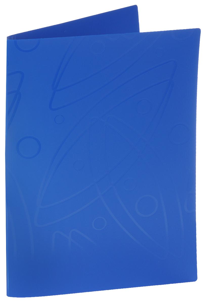 Бюрократ Папка с зажимом Galaxy цвет синий816821_синийНадежная папка с зажимом Бюрократ Galaxy станет для вас надежным помощником в учебных или офисных делах.Папка формата А4 выполнена в синем цвете и декорирована узором. Она изготовлена из износоустойчивого полипропилена и оснащена металлическим зажимом, который сохранит ваши документы в целостности и сохранности. В такой удобной папке от Бюрократ Galaxyдокументы будут сохранять свой первоначальный вид, останутся аккуратными и неповрежденными.
