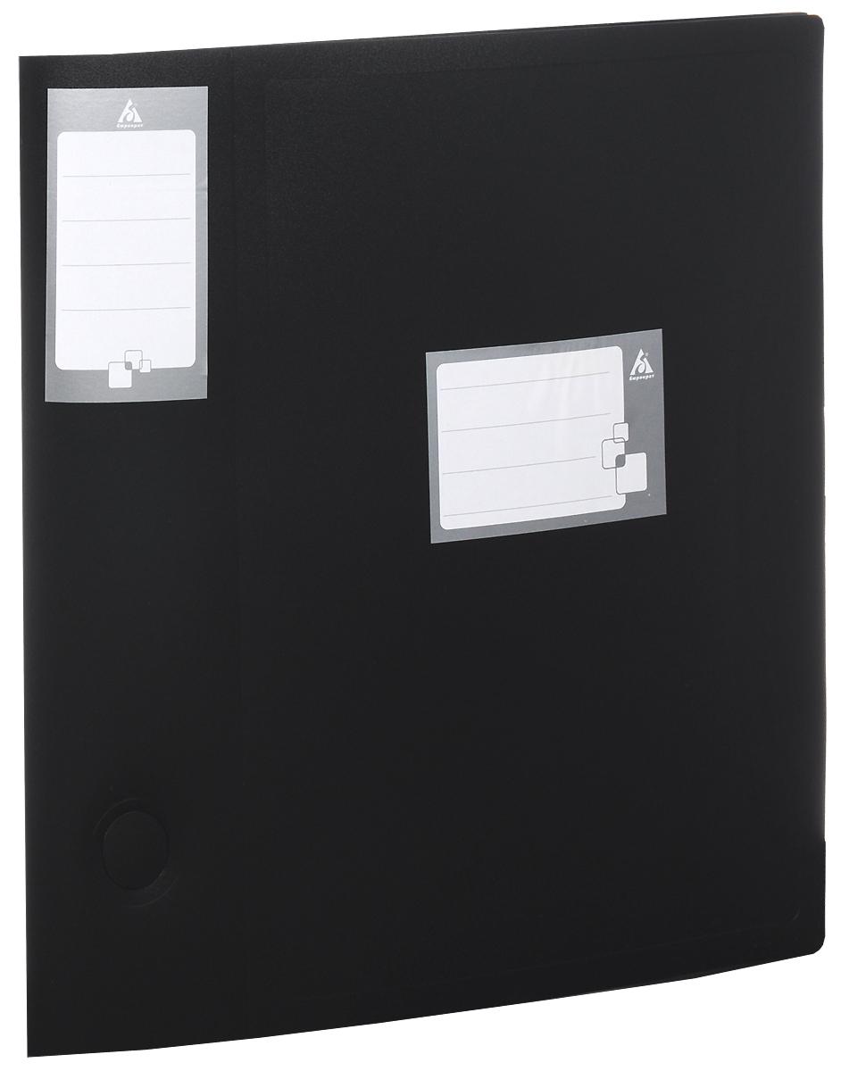 Бюрократ Архивный короб цвет черный 816212 короб архивный esselte standart 128910 картон с крышкой
