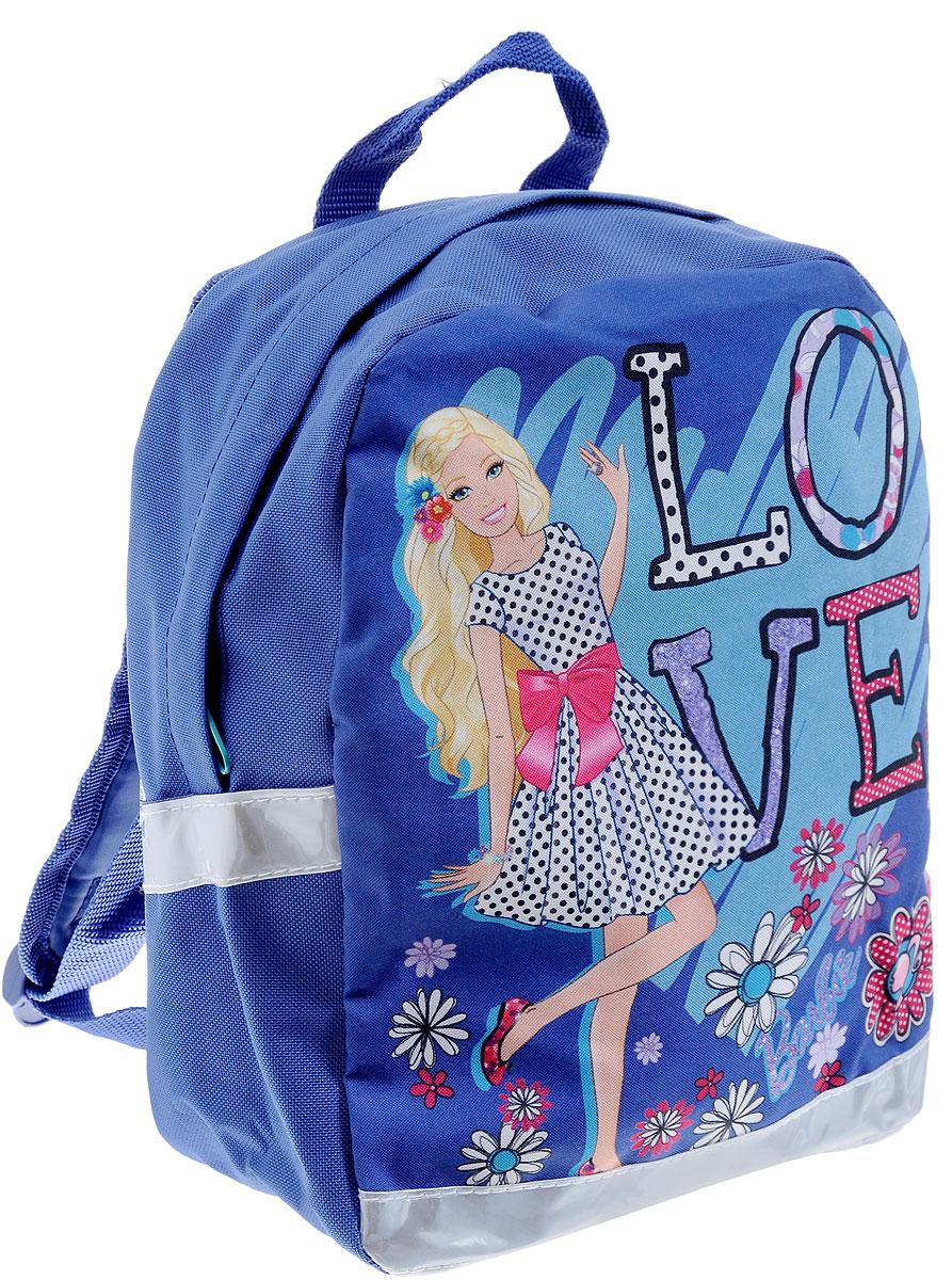 Рюкзак Barbie, цвет: синий. BRCB-UT4-541BRCB-UT4-541