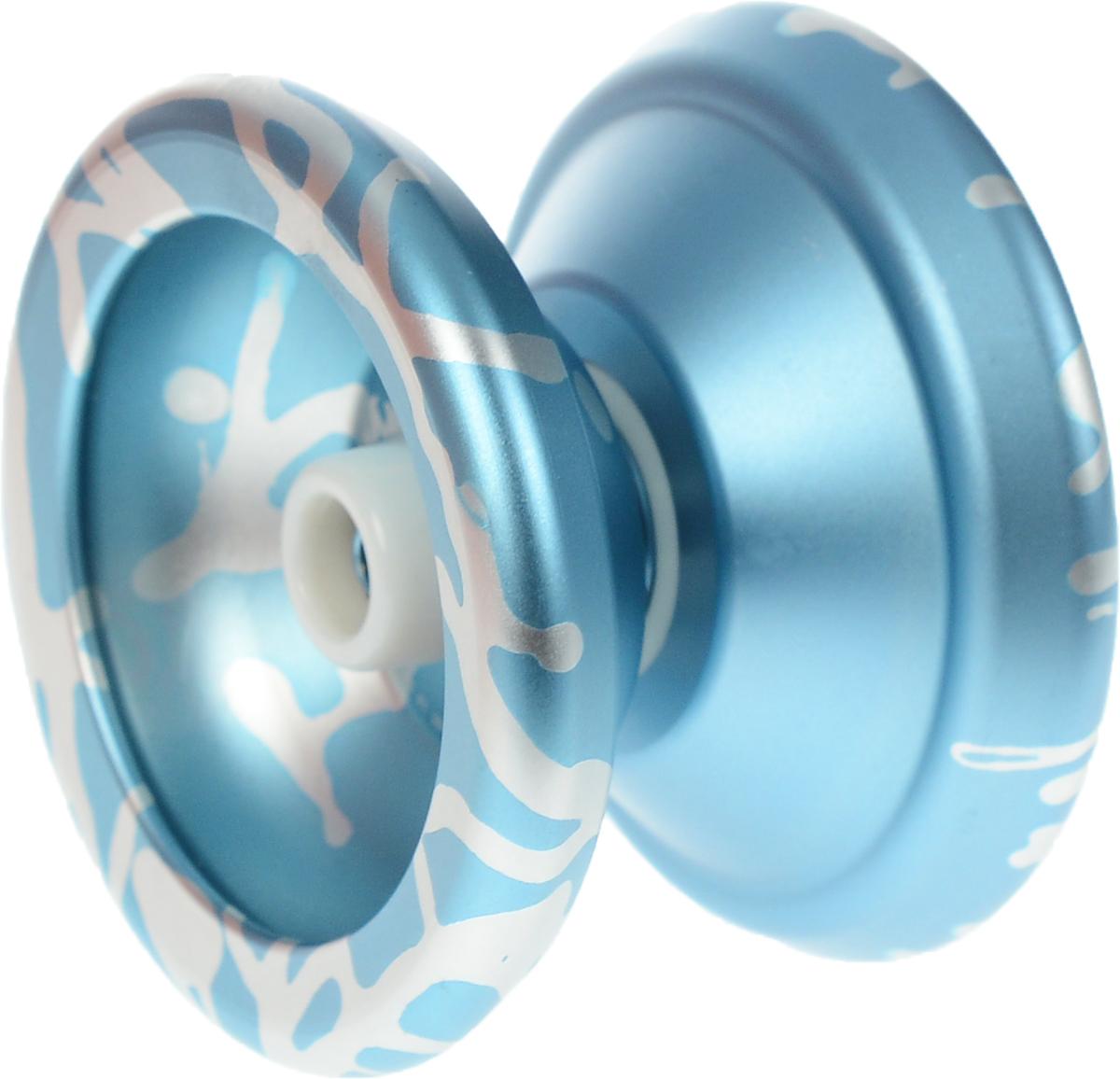 YoYoFactory Йо-йо Superstar цвет серебристый голубой yoyofactory йо йо цвет красный dv888