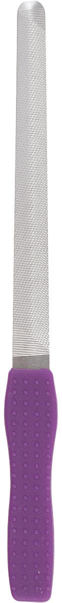 Пилка металлическая для ногтей Solinberg 035, цвет: фиолетовый231-035_фиолетовый