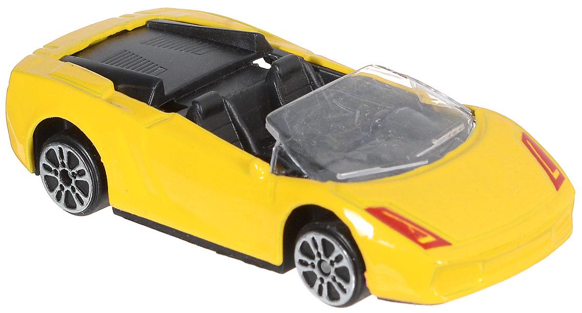 Shantou Машинка Driving цвет желтый