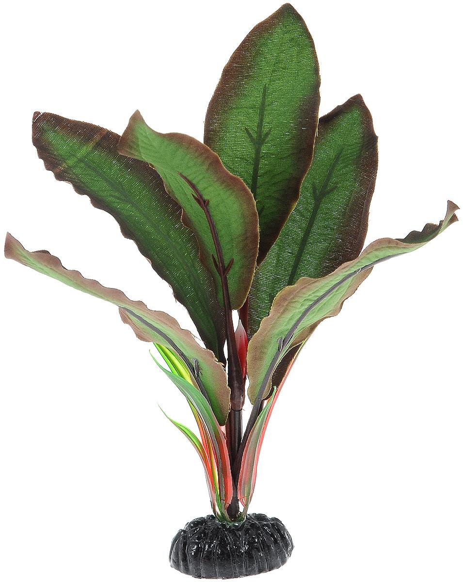 Растение для аквариума Barbus Криптокорина Бекети, шелковое, высота 20 смART-2220921Растение для аквариума Barbus Криптокорина Бекети, выполненное из высококачественного нетоксичного пластика и шелка, станет прекрасным украшением вашего аквариума. Шелковое растение идеально подходит для дизайна всех видов аквариумов. В воде происходит абсолютная имитация живых растений. Изделие не требует дополнительного ухода и просто в применении.Растение абсолютно безопасно, нейтрально к водному балансу, устойчиво к истиранию краски, подходит как для пресноводного, так и для морского аквариума. Растение для аквариума Barbus Криптокорина Бекети поможет вам смоделировать потрясающий пейзаж на дне вашего аквариума или террариума.