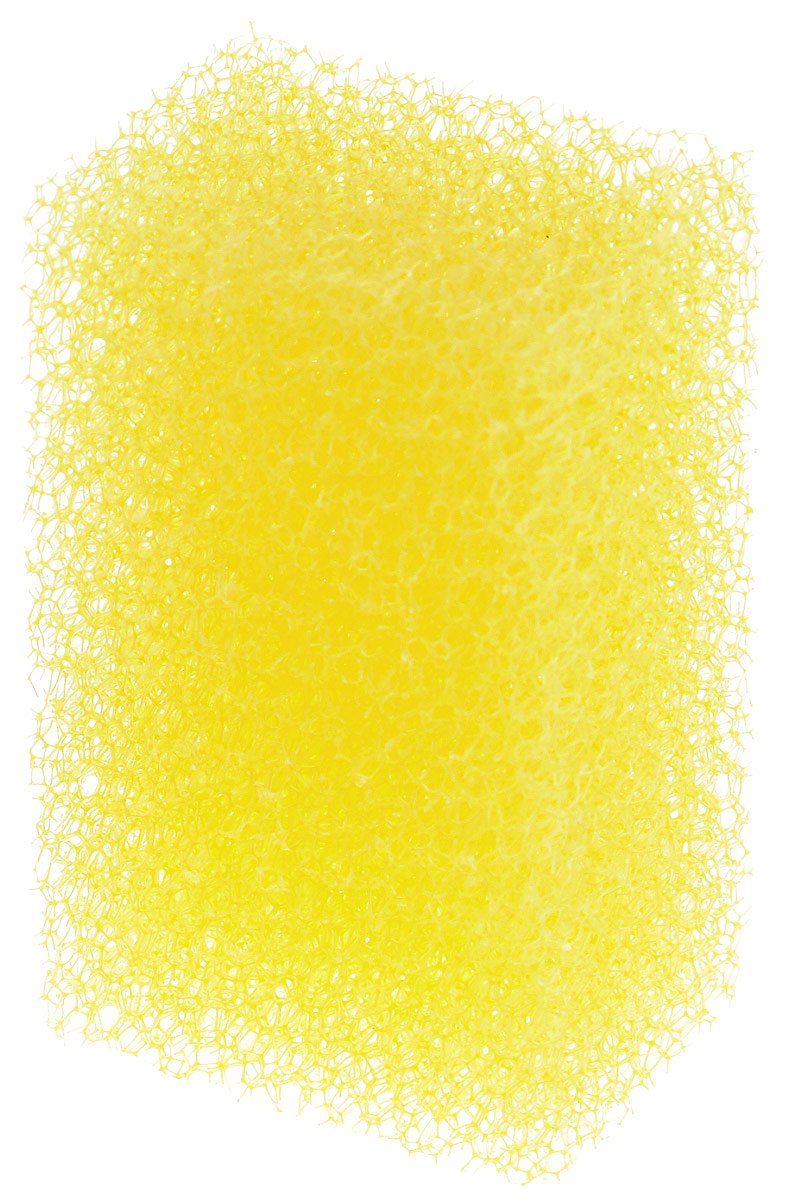 Губка Barbus для фильтра WP-310 F, сменная, 6 х 3,5 х 3 см0120710Сменная губка Barbus предназначена для фильтра WP-310 F и состоит из высокопористого материала для эффективной очистки воды в аквариуме. Губка для фильтра является основным сменным элементом, влияющем на обеспечение нормальных условий для жизни рыб.Губка отлично подходит для размножения полезных бактерий, поэтому осуществляет как механическую, так и биологическую очистку.