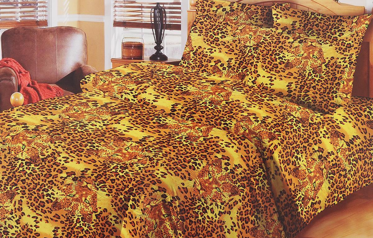 Комплект белья Liya Home Collection Взор, 2-спальный с евро простыней, наволочки 70x70ES-414Комплект белья Liya Home Collection Взор состоит из пододеяльника, простыни и двух наволочек. Изделия выполнены из хлопка (70%) и полиэстера (30%).Хлопок является классическим примером гигроскопичности, гигиеничности, натуральности и простоты. Сочетание его с полиэстером лишает ткань присущих хлопку недостатков. Изделия из хлопка с полиэстером не выгорают, не растягиваются, дольше используются. Постельное белье из хлопка с полиэстером имеет двукратную продолжительность эксплуатации, по сравнению с чистым хлопком, оно не мнется и сохнет очень быстро.