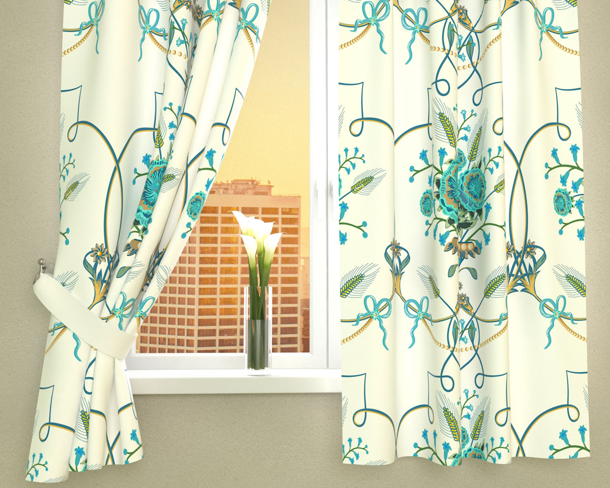 Комплект фотоштор Сирень Узор из ваз с цветами, на ленте, высота 160 см1004900000360Фотошторы для кухни Сирень Узор из ваз с цветами, выполненные из габардина (100% полиэстера), отлично дополнят украшение любого интерьера. Особенностью ткани габардин является небольшая плотность, из-за чего ткань хорошо пропускает воздух и солнечный свет. Ткань хорошо держит форму, не требует специального ухода. Крепление на карниз при помощи шторной ленты на крючки. В комплекте 2 шторы. Ширина одного полотна: 145 см.Высота штор: 160 см.Рекомендации по уходу: стирка при 30 градусах, гладить при температуре до 110 градусов.Изображение на мониторе может немного отличаться от реального.Подхваты в комплект не входят.