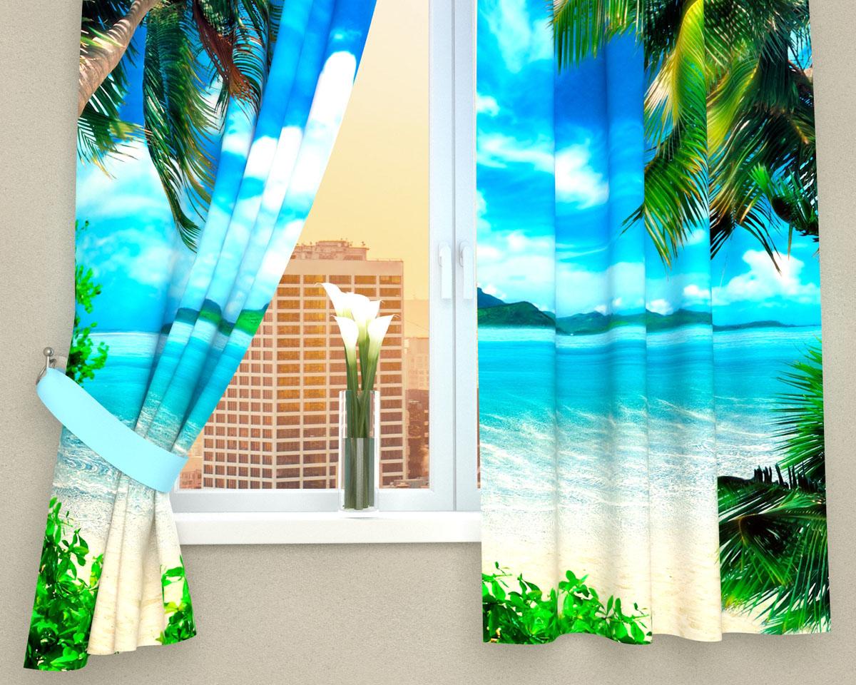 Комплект фотоштор Сирень Райский уголок, на ленте, высота 160 см106-026Фотошторы для кухни Сирень Райский уголок, выполненные из габардина (100% полиэстера), отлично дополнят украшение любого интерьера. Особенностью ткани габардин является небольшая плотность, из-за чего ткань хорошо пропускает воздух и солнечный свет. Ткань хорошо держит форму, не требует специального ухода. Крепление на карниз при помощи шторной ленты на крючки. В комплекте 2 шторы. Ширина одного полотна: 145 см.Высота штор: 160 см.Рекомендации по уходу: стирка при 30 градусах, гладить при температуре до 110 градусов.Изображение на мониторе может немного отличаться от реального.Подхваты в комплект не входят.