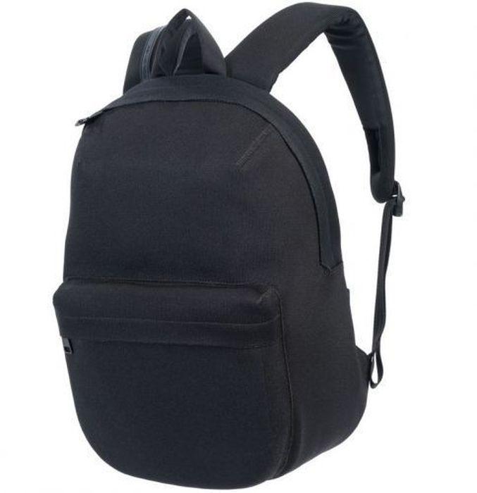 Рюкзак городской Herschel Lawson Apex Knit, цвет: черный, 18 лMHDR2G/AРюкзак Herschel Lawson Apex Knit - практически бесшовная конструкция обладает четкой структурированной формой с интересным цветовым решением, внутри расположен неопреновый карман для 15-дюймового ноутбука, а современный дизайн позволит этому рюкзаку стать идеальным дополнением к Вашим любимым ультрасовременным кедам. Лямки регулируются, что позволяет менять положение рюкзака на спине.