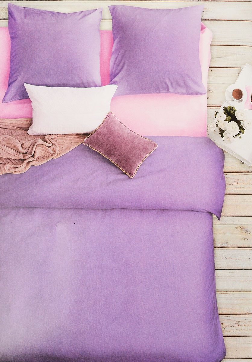 Комплект белья Sova & Javoronok Прованская лаванда, 1,5-спальный, наволочки 70х70391602Комплект постельного белья Прованская лаванда является экологически безопасным для всей семьи, так как выполнен из бязи (натурального хлопка). Комплект состоит из пододеяльника, простыни и двух наволочек. Предметы комплекта оформлены оригинальным рисунком.Бязь - 100 % хлопок, хлопчатобумажная ткань полотняного переплетения без искусственных добавок. Большое количество нитей делает эту ткань более плотной, более долговечной. Высокая плотность ткани позволяет сохранить форму изделия, его первоначальные размеры и первозданный рисунок. Обладает низкой сминаемостью, легко стирается и хорошо гладится. При соблюдении рекомендуемых условий стирки, сушки и глажения ткань имеет усадку по ГОСТу, сохраняется яркость текстильных рисунков.