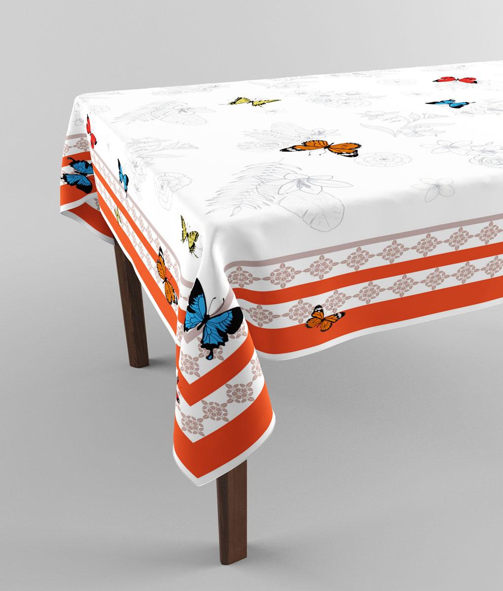 Скатерть Сирень Праздничный стол, прямоугольная, 145 x 120 смVT-1520(SR)Прямоугольная скатерть Сирень Праздничный стол с ярким и объемным рисунком, выполненная из габардина, преобразит вашу кухню, визуально расширит пространство, создаст атмосферу радости и комфорта. Рекомендации по уходу: стирка при 30 градусах, гладить при температуре до 110 градусов.Изображение может немного отличаться от реального.