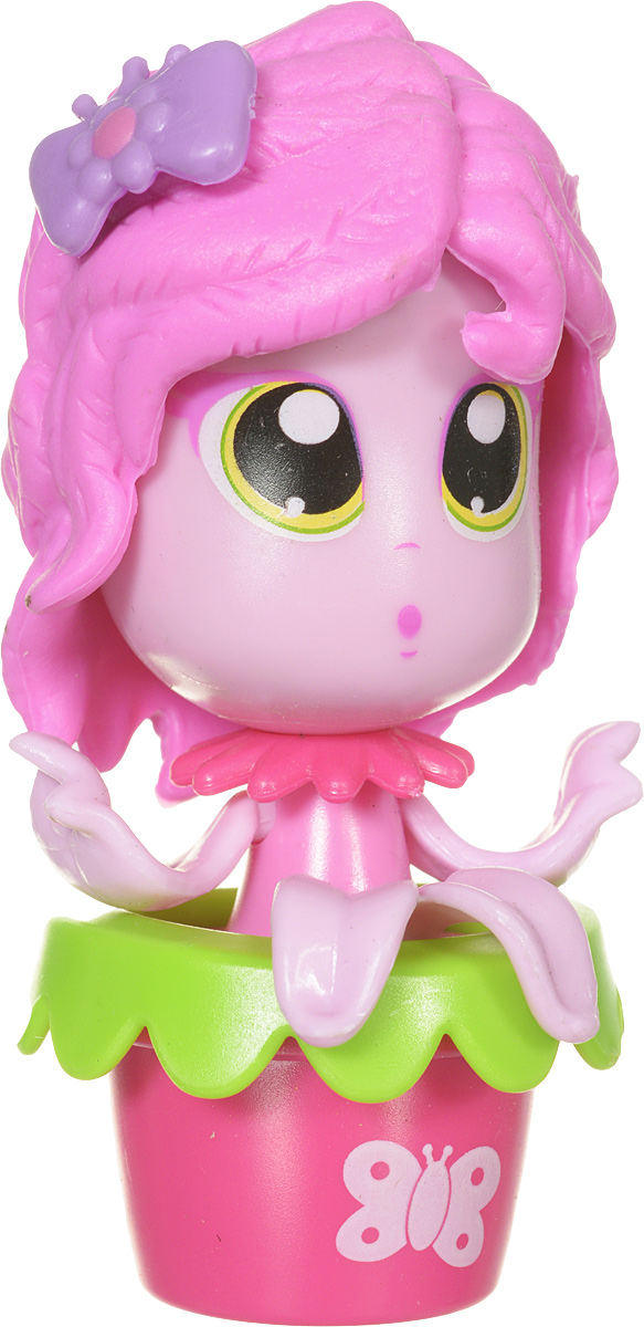 Daisy Мини-кукла Цветочек цвет розовый
