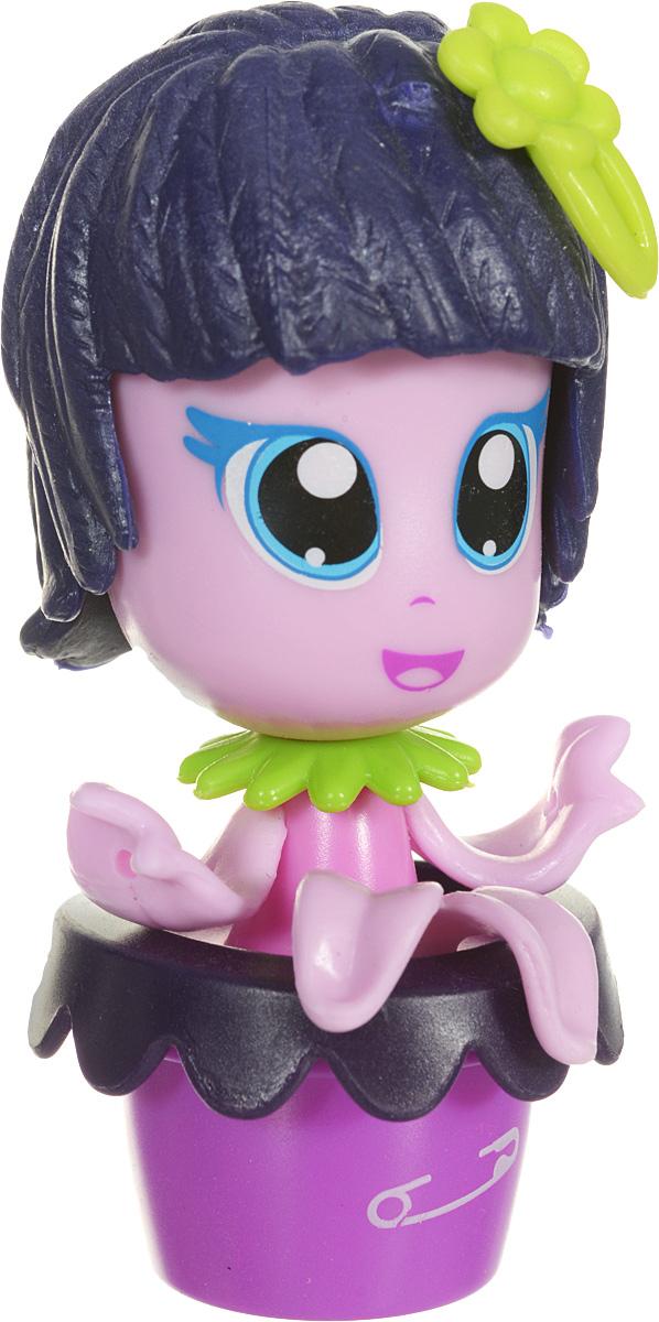 Daisy Мини-кукла Цветочек цвет фиолетовый розовый