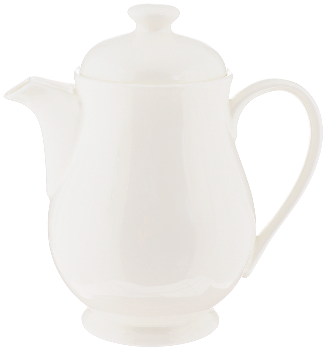 Чайник заварочный Wilmax, 650 мл. WL-994026 / 1C9631BHЗаварочный чайник Wilmax изготовлен из высококачественного фарфора. Глазурованное покрытие обеспечивает легкую очистку. Изделие прекрасно подходит для заваривания вкусного и ароматного чая, а также травяных настоев. Отверстия в основании носика препятствует попаданию чаинок в чашку. Оригинальный дизайн сделает чайник настоящим украшением стола. Он удобен в использовании и понравится каждому.Можно мыть в посудомоечной машине и использовать в микроволновой печи. Диаметр чайника (по верхнему краю): 7,5 см. Высота чайника (без учета крышки): 13 см. Высота чайника (с учетом крышки): 16 см.