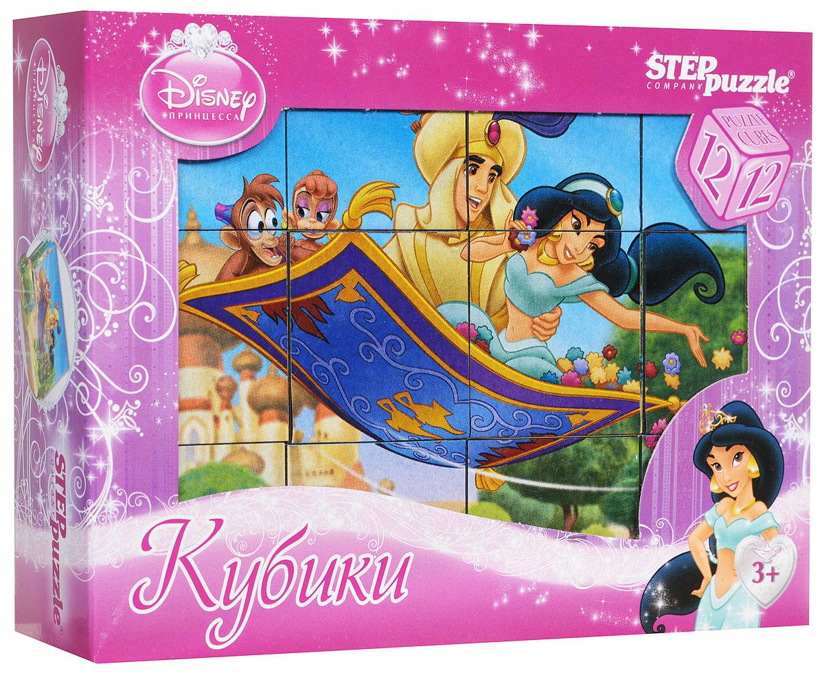 Step Puzzle Кубики Жасмин
