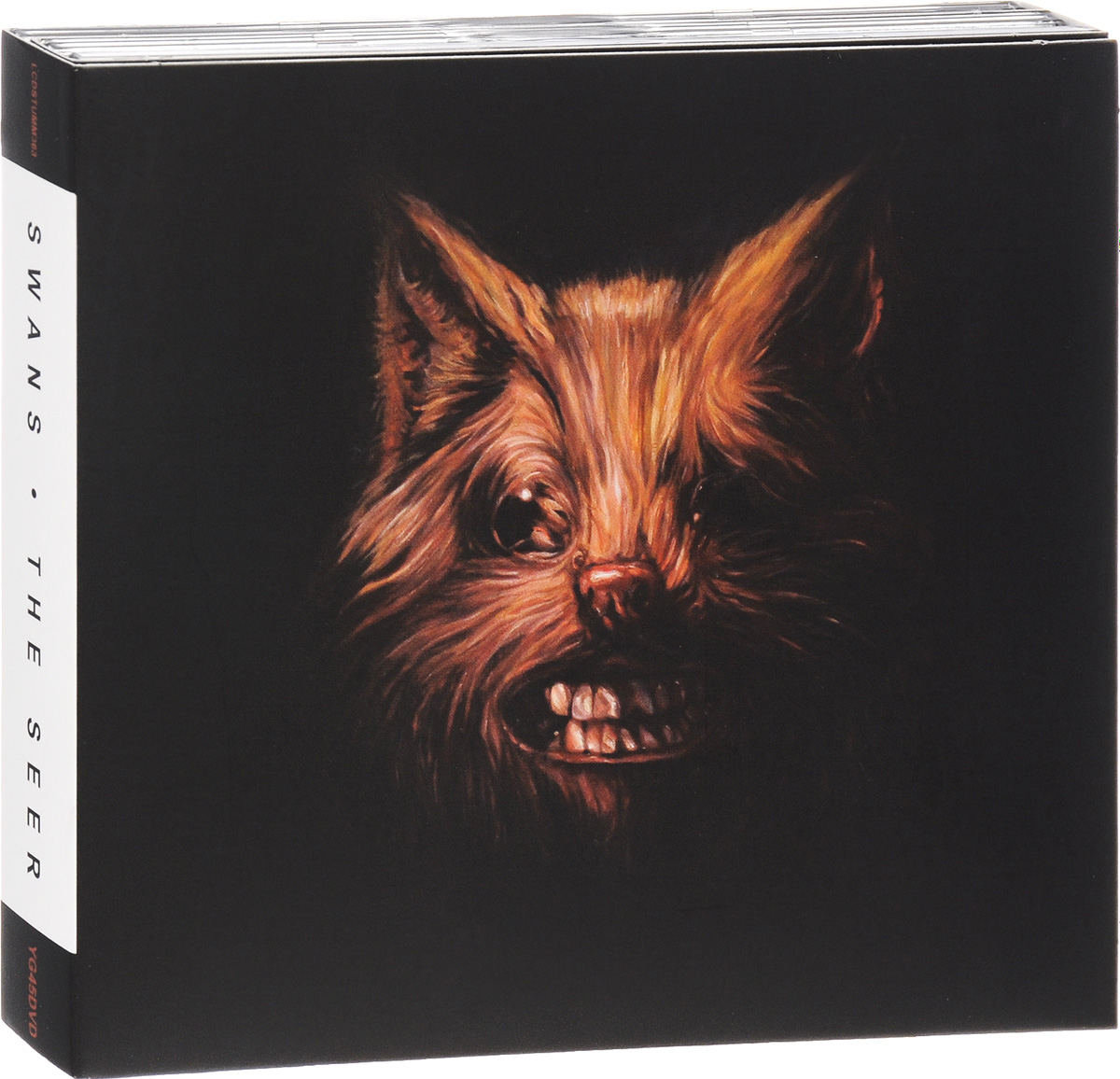 Swans Swans. The Seer (2 CD + DVD) the four swans