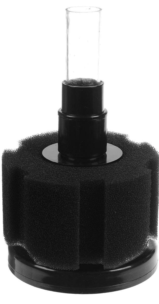 Аэро-фильтр многофункциональный универальный Barbus №1FILTER 011Универсальный Аэро-фильтр Barbus №1 можно применять в разных системах фильтрации, как самостоятельный фильтр, так и для первичнойили вторичной дополнительной фильтрации в сложной системе. Основными особенностями фильтра является бесшумная работа, большой эффектобогащения кислородом воды. Био-фильтрация происходит за счетразложения в порах губки вредных отходов, в результате чего фильтр идеально подходит для малявочников и разведения аквариумных рыбок.Рекомендуемый объем аквариумов: 0-30 л.