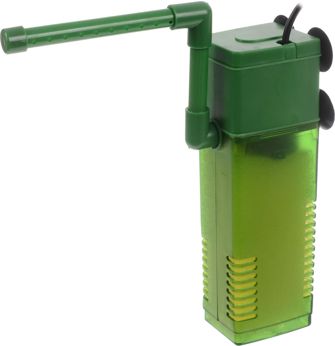Фильтр для воды Barbus WP- 330F, аквариумный, с регулятором и флейтой, 600 л/ч101246Barbus WP- 330F предназначен для фильтрации воды в аквариумах. Механическая фильтрация происходит за счет губки, которая поглощает грязь и очищает воду. Фильтр равномерно распределяет поток воды в аквариуме с помощью системы Водянаяфлейта. Имеет дополнительную насадку с возможностью аэрации воды. Подходит для пресной и соленой воды. Фильтр полностью погружной.Мощность: 12 Вт.Напряжение: 220-240В.Частота: 50/60 Гц.Производительность: 600 л/ч.Рекомендованный объем аквариума: 60-120 л. Уважаемые клиенты!Обращаем ваше внимание навозможныеизмененияв цветенекоторых деталейтовара. Поставка осуществляется в зависимости от наличия на складе.