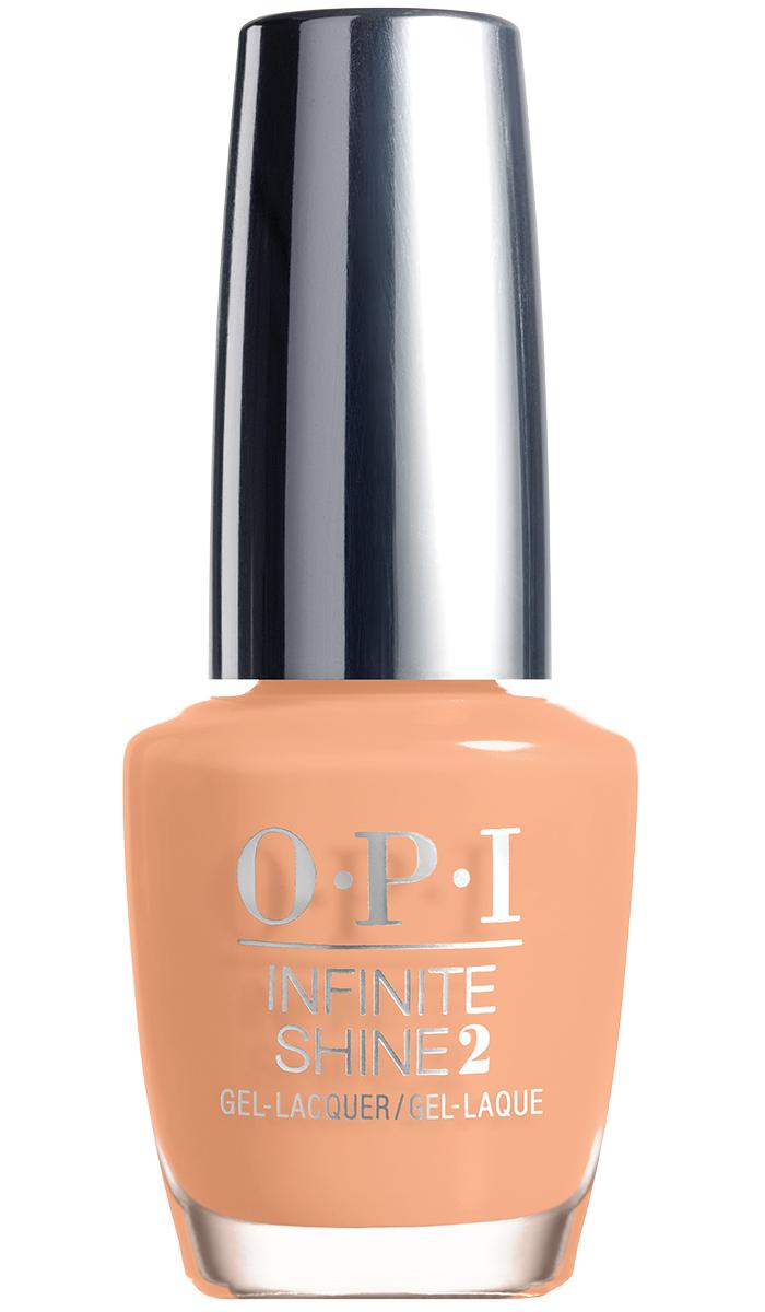 """OPI Infinite Shine Лак для ногтей Can't Stop Myself, 15 млSC-FM20104""""Линия Infinite Shine была разработана в ответ на желание покупателей получить лаковые покрытия, по свойствам не уступающие гелевым, которые при этом имели бы самые модные оттенки, обладали уникальной формулой и носили культовые имена, которыми так знаменита компания OPI,"""" - объясняет Сюзи Вайс-Фишманн, соучредитель и исполнительный вице-президент OPI. """"Покрытие Infinite Shine наносится и снимается точно так же, как и обычные лаки для ногтей, однако вы получаете те самые блеск и стойкость, которые отличают гелевую формулу!"""" Палитра Infinite Shine включает в себя широкий спектр оттенков, от нейтральных до ярко-красных, оранжевых, розовых, а далее до темно-серых, синих и черного. Лаки Infinite Shine имеют запатентованную формулу. Каждый флакон снабжен эксклюзивной кистью ProWide™ для идеального нанесения."""