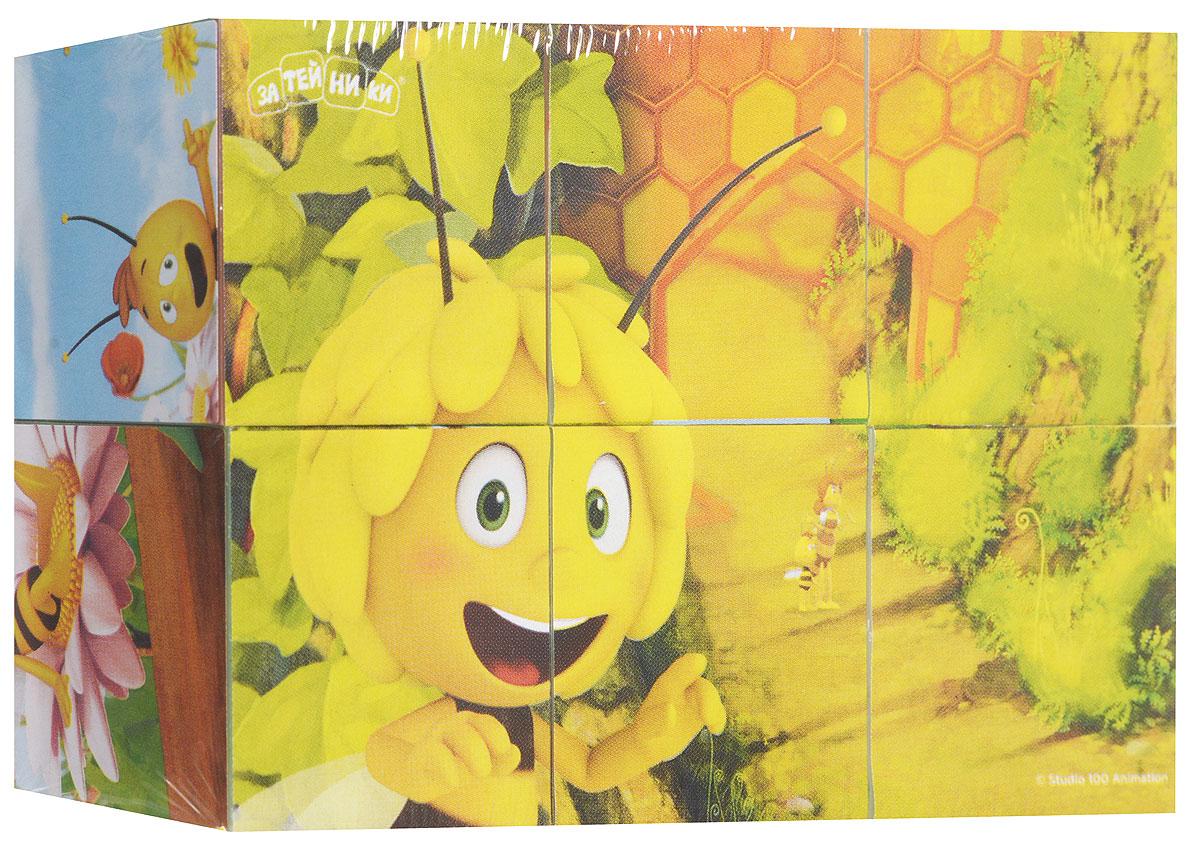 Пчелка Майя Кубики Майя и ее друзья