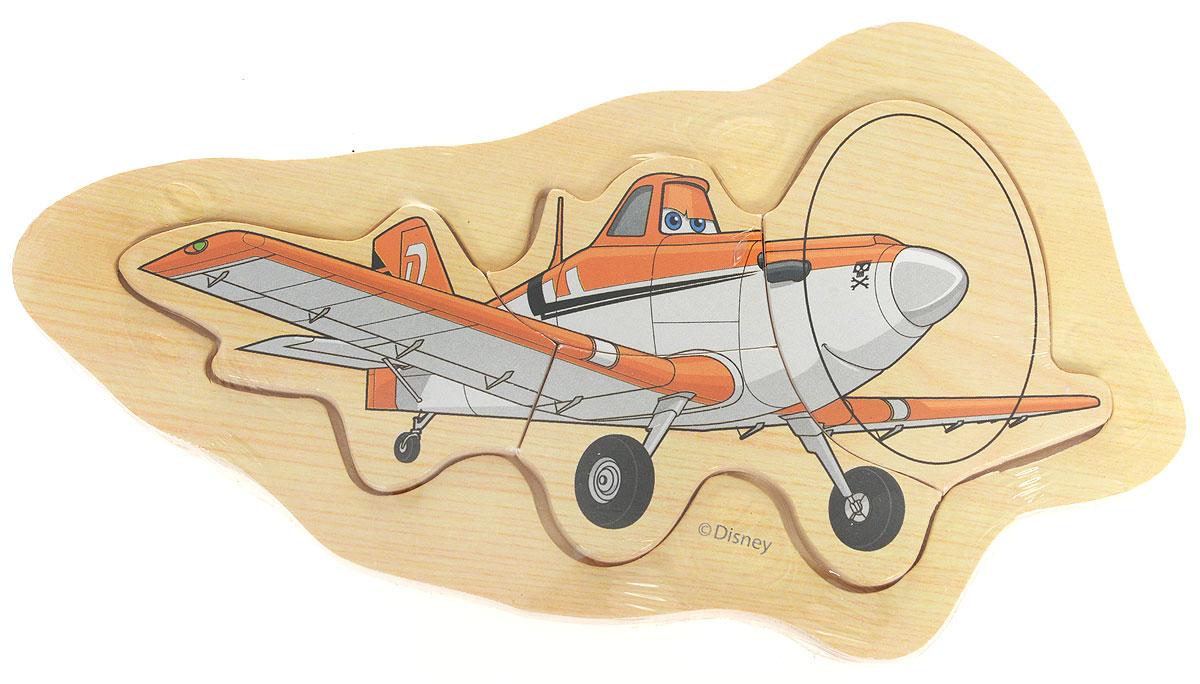 Disney Пазл для малышей Самолеты Дасти disney gt пазл gt7130 самолеты 20 20 см дерево tm