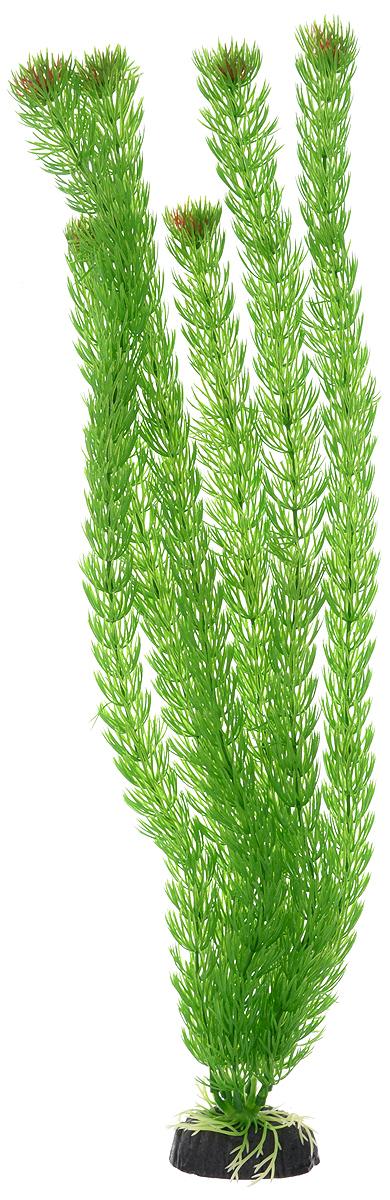 Растение для аквариума Barbus Амбулия, пластиковое, высота 50 см скребок для аквариума хаген складной