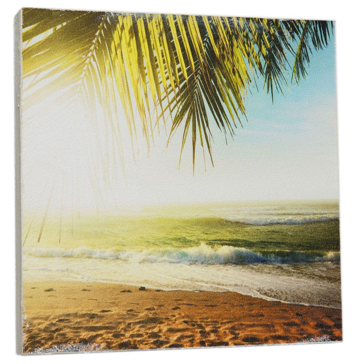 Картина Mister Poster Океан в солнечных лучах , 22 х 22 см4606400204268Картина Mister Poster - это высококачественная репродукция на деревянной раме. Лицевая поверхность имитирует штукатурку или натуральный холст, края окрашены вручную специальным декоративным составом.Современные технологии, уникальное оборудование и оригинальные чернила, используемые при изготовлении, делают постер устойчивым к выцветанию, а также гарантируют стойкость к воздействию негативных внешних факторов. Интерьер дома и офиса, в котором находится человек, в значительной степени влияет на его настроение и работоспособность. Правильное оформление интерьера создает благоприятный психологический климат, улучшает настроение и мотивирует. Добавьте «красок» в ваш интерьер и, возможно, в вашу жизнь.