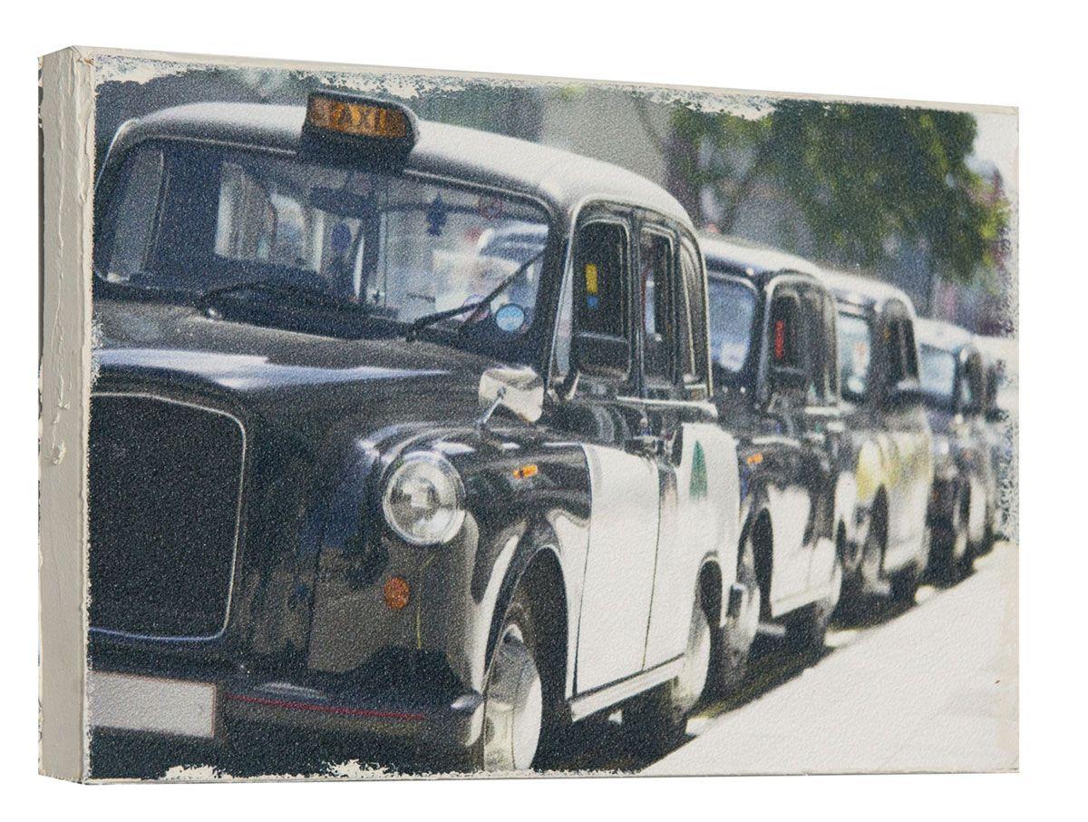 Картина Mister Poster Ретро автомобили, 22 х 14,5 смPARADIS I 75013-1W ANTIQUEКартина Mister Poster - это высококачественная репродукция на деревянной раме. Лицевая поверхность имитирует штукатурку или натуральный холст, края окрашены вручную специальным декоративным составом.Современные технологии, уникальное оборудование и оригинальные чернила, используемые при изготовлении, делают постер устойчивым к выцветанию, а также гарантируют стойкость к воздействию негативных внешних факторов. Интерьер дома и офиса, в котором находится человек, в значительной степени влияет на его настроение и работоспособность. Правильное оформление интерьера создает благоприятный психологический климат, улучшает настроение и мотивирует. Добавьте «красок» в ваш интерьер и, возможно, в вашу жизнь.