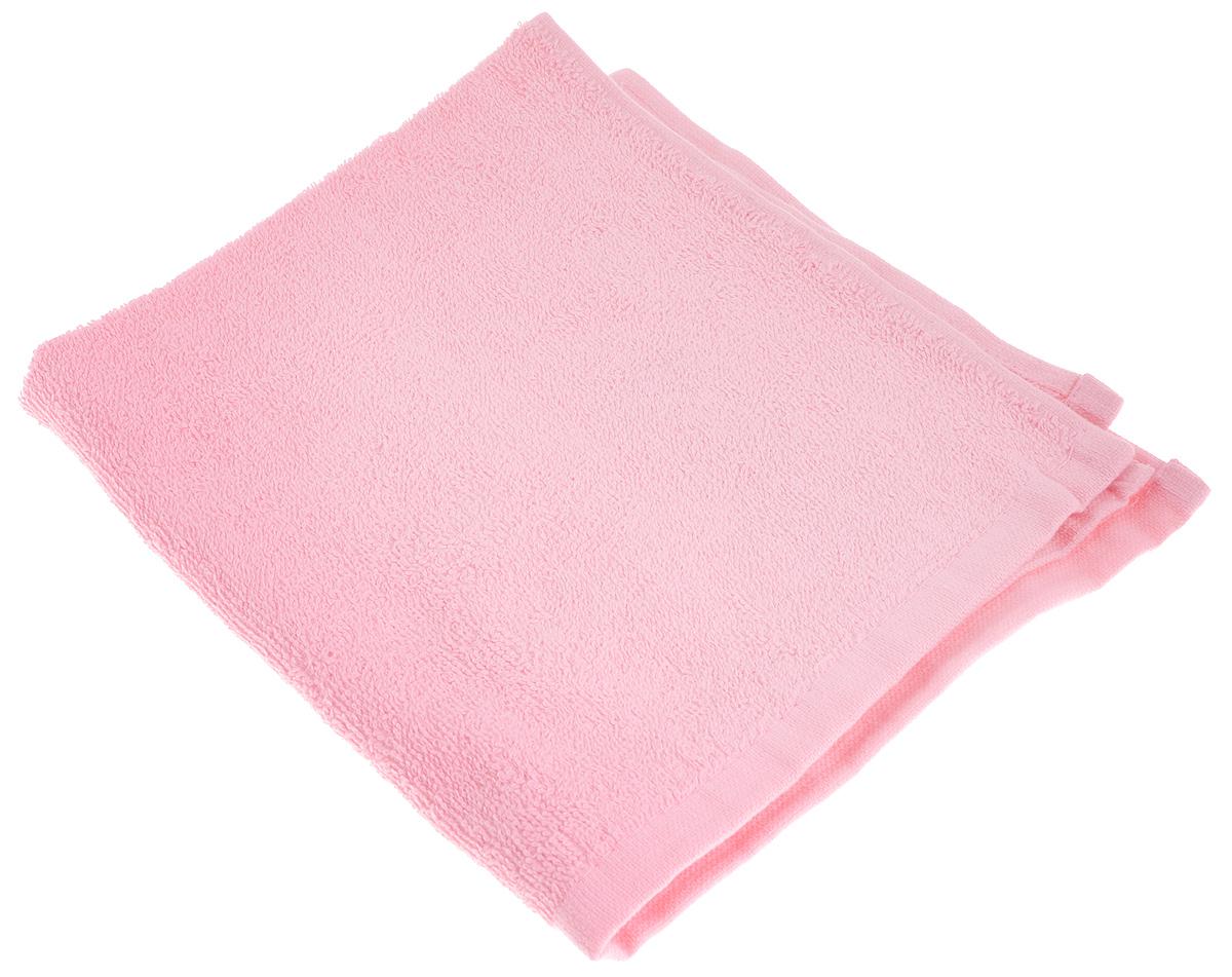 Полотенце махровое Osborn Textile, цвет: розовый, 40 х 40 см68/5/2В состав полотенца Osborn Textile входит только натуральное волокно - хлопок. Такое полотенце будет незаменимо в вашем быту. Оно создаст прекрасное настроение не только в ванной комнате, но и в кухне. Изделие прекрасно впитывает влагу и быстро сохнет. При соблюдении рекомендаций по уходу не линяет и не теряет форму даже после многократных стирок. Плотность: 400 г/м2.
