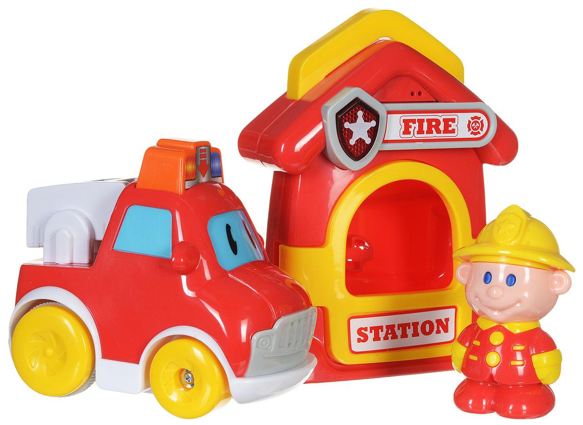 Navystar Игровой набор Пожарные