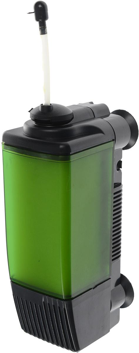 Фильтр внутренний аквариумный Barbus Профессиональный, 600 л/чFILTER 015Фильтр Barbus Профессиональный устанавливается в аквариуме при помощи присосок. Особенностью конструкции является то, что корпус с помпой остается в аквариуме, в то время как стакан фильтра снимается вместе с губкой для очистки. Укомплектован губкой для механической и биологической очистки воды. Фильтр оснащен надежным и компактным приспособлением для крепления. Помпа через дно всасывает воду и прогоняет ее через фильтр-губку. Затем, очищенная вода возвращается в бак через регулируемое сопло.Мощность: 10 Вт.Напряжение: 220-240В.Частота: 50/60 Гц.Производительность: 600 л/ч.Рекомендуемый объем аквариума: 80-150 л. Уважаемые клиенты!Обращаем ваше внимание навозможныеизмененияв цветенекоторых деталейтовара. Поставка осуществляется в зависимости от наличия на складе.