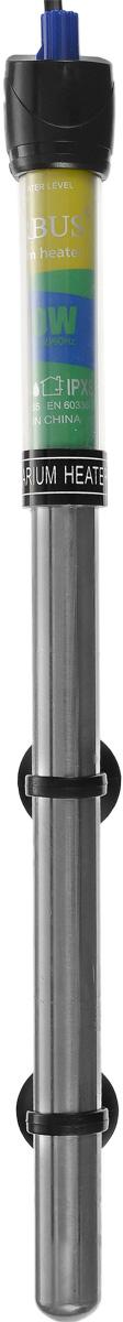 Нагреватель-терморегулятор Barbus, 300 Вт0120710Нагреватель-терморегулятор Barbus обеспечивает высокую точность поддержания заданной температуры. Полностью погружной. Ударопрочный корпус, выполненный из высококачественной нержавеющей стали, обеспечивает нагревателю долгий срок эксплуатации. Сверху имеется циферблат значения температуры.Мощность: 300 Вт.Температура: 20-32°С.Рекомендуемый объем аквариума: 250-350 л.Напряжение: 220-240В.Частота: 50/60 Гц.Длина нагревателя: 36 см.