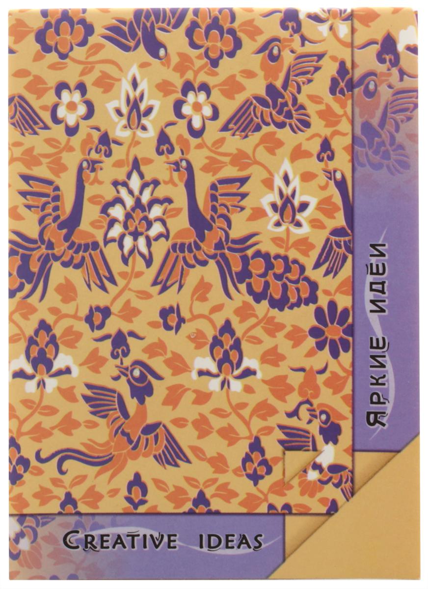 Лилия Холдинг Блокнот Peach 20 листов72523WDБлокнот Лилия Холдинг Peach из серии Creative Ideas отлично подойдет для фиксирования ярких идей. Обложка выполнена из высококачественного картона. Блокнот имеет клеевой переплет. Внутренний блок содержит 20 листов цветной бумаги без разметки.