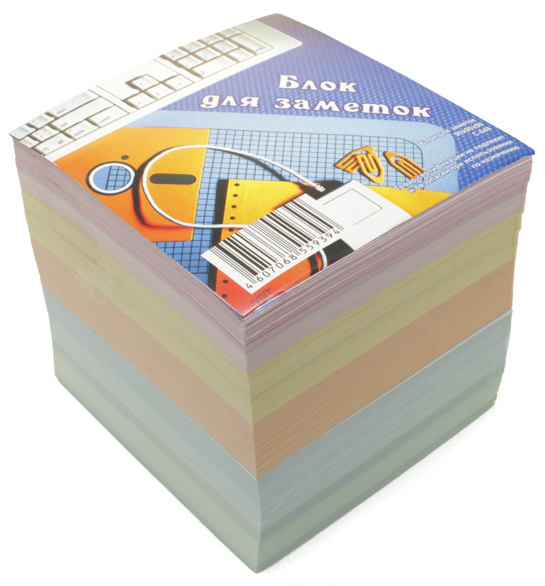 Ульяновский Дом печати Бумага для заметок цветная С-0490703415Бумага для заметок Ульяновский Дом печати - это удобное и практическое решение для быстрой записи информации дома или на работе.Блок состоит из листов цветной бумаги и имеет размер 9 см х 9 см х 9 см.