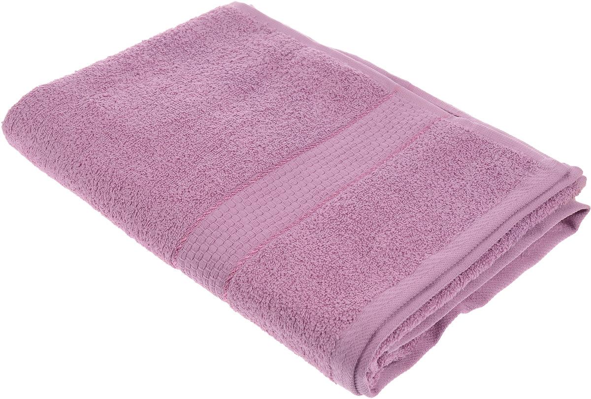 Полотенце махровое Aisha Home Textile Колосок, цвет: темно-сиреневый, 70 х 140 см1004900000360Полотенце Aisha Home Textile Колосок выполнено из натуральной махровой ткани (100% хлопок). Изделие отлично впитывает влагу, быстро сохнет, сохраняет яркость цвета и не теряет форму даже после многократных стирок. Полотенце очень практично и неприхотливо в уходе. Оно станет достойным выбором для вас и приятным подарком для ваших близких.