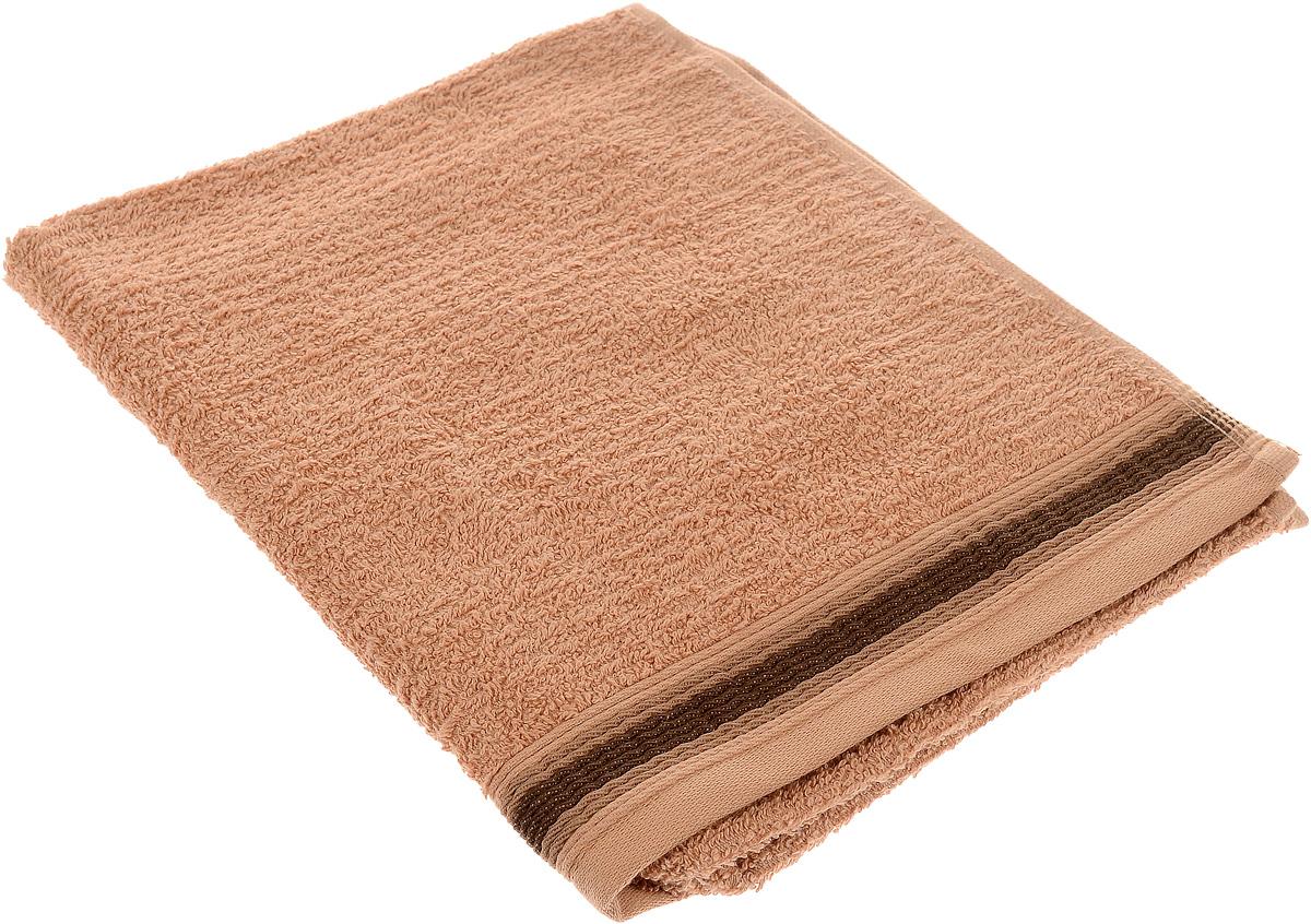 Полотенце Arya Ceyda, цвет: коричневый, медный, 50 х 90 смC0042416Полотенце Arya Ceyda выполнено из 100% хлопка. Изделие отлично впитывает влагу, быстро сохнет, сохраняет яркость цвета и не теряет форму даже после многократных стирок. Такое полотенце очень практично и неприхотливо в уходе. Оно создаст прекрасное настроение и украсит интерьер в ванной комнате.
