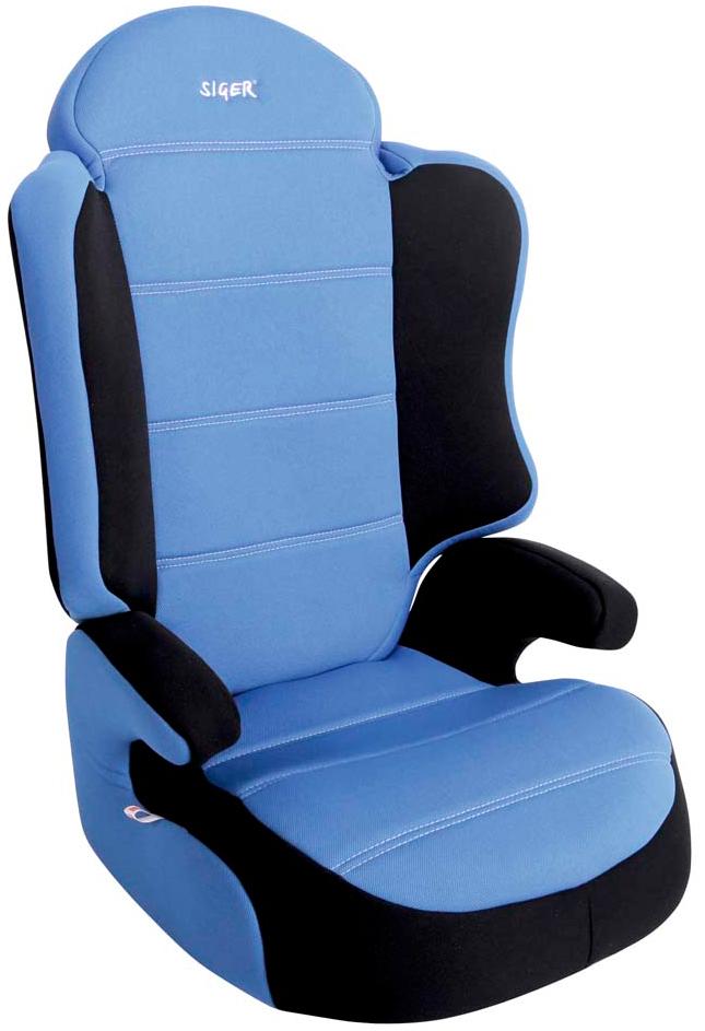 Siger Автокресло Спорт цвет синий от 15 до 36 кг