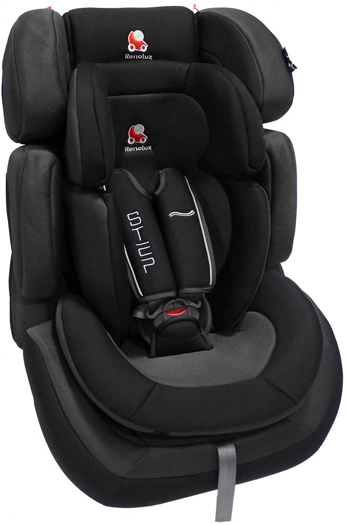 Renolux Автокресло Step 123 Total Black295555Детское автокресло Renolux модель Step 1/2/3 возрастная группа 1/2/3 (от 9 до 36 кг).Надежное детское автокресло предназначено для безопасной перевозки в автомобиле детей весом от 9 до 36 кг, одобрено в соответствии со стандартами ECE R44/04. Супер-адаптируемое кресло, которое растет вместе с вашим ребенком. Широкое и удобное, в нем малыш себя будет чувствовать комфортно даже в длительных путешествиях. Вкладыш-адаптер для группы 1 состоит из двух съемных частей, изготовлен с применением пенополиуретана высокой плотности.Эта модель автокресла получила бронзовый знак отличия по версии английского журнала Mother&Baby (Мама и малыш) в 2015 году.Выбирая эту модель кресла, вы можете быть уверены, что она спроектирована и произведена во Франции.Особенности: подголовник и боковая защита регулируется по ширине и высоте, встроенный в базу усилитель наклона, усиленная боковая защита, внутренние ремни безопасности (регулируются автоматически, вместе с регулировкой высоты спинки автокресла), съемный вкладыш-адаптер для группы 1 из пенополиуретана высокой плотности, ткань из натуральных бамбуковых волокон, простота установки в авто.