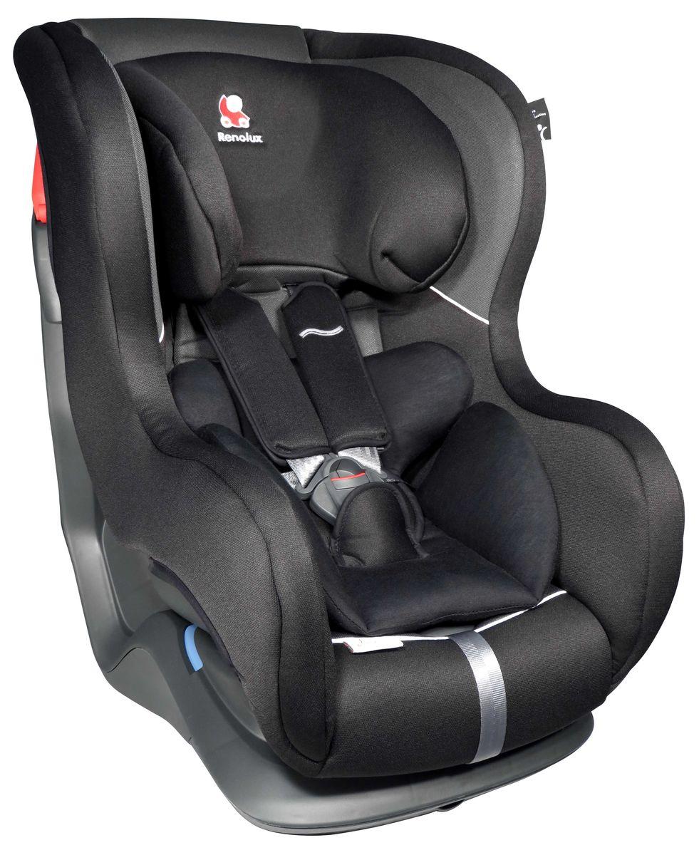 Renolux Автокресло Austin Total Black648555Автомобильное кресло Renolux Austin предусмотрено для безопасной перевозки в автомобиле детей весом от 0 до18 кг, изготовлено в соответствии со стандартами ECE R44/04. Продуманное широкое и удобное кресло. Автокресло Austin идеально адаптировано к анатомии ребенка. Наклон сиденьярегулируется в широких пределах от почти лежачего до сидячего положения. Эта модель автокресла была в списке на награду в 2014 и 2015 годах по версии английского журнала Mother&Baby (Мама и малыш). Выбирая эту модель кресла, вы можете быть уверены, что она спроектирована и произведена во Франции.Особенности: усиленная боковая защита; высота внутренних ремней легко регулируется вместе с подголовником; мягкий подголовник и вкладыш для новорожденного; система наклона кресла, регулируемая одной рукой; встроенный в базу усилитель наклона (для гр. 0). Сделано во Франции.