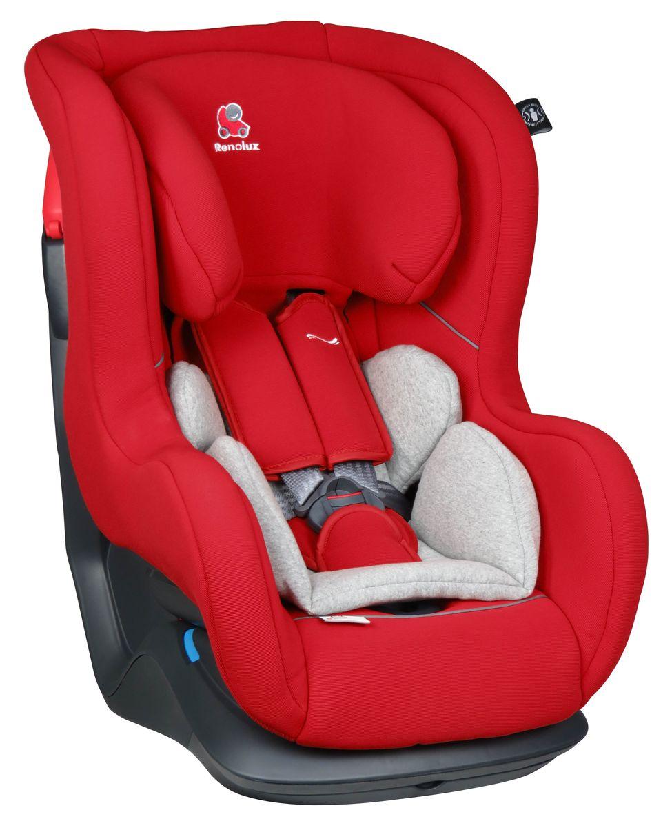 Renolux Автокресло Austin Romeo648663Автомобильное кресло Renolux Austin предусмотрено для безопасной перевозки в автомобиле детей весом от 0 до18 кг, изготовлено в соответствии со стандартами ECE R44/04. Продуманное широкое и удобное кресло. Автокресло Austin идеально адаптировано к анатомии ребенка. Наклон сиденьярегулируется в широких пределах от почти лежачего до сидячего положения. Эта модель автокресла была в списке на награду в 2014 и 2015 годах по версии английского журнала Mother&Baby (Мама и малыш). Выбирая эту модель кресла, вы можете быть уверены, что она спроектирована и произведена во Франции.Особенности: усиленная боковая защита; высота внутренних ремней легко регулируется вместе с подголовником; мягкий подголовник и вкладыш для новорожденного; система наклона кресла, регулируемая одной рукой; встроенный в базу усилитель наклона (для гр. 0). Сделано во Франции.