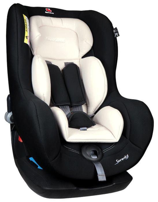 Renolux Автокресло Serenity Sand673071Детское автокресло Renolux модель Serenity возрастная группа 0/1 (от 0 до 18 кг).Детское автокресло Renolux Serenity предназначено для перевозки в автомобиле детей возрастной группы 0+/1 (с рождения до 18 кг, примерно до 4 лет), полностью соответствует европейскому стандарту безопасности ECE R044/04. Кресло повышенной комфортности, так как продуманный корпус в форме чаши и мягкий вкладыш-адаптер для новорожденных, обеспечивают дополнительное удобство. Стильный дизайн наверняка придется по вкусу современным родителям. Модель создана с применением инновационной технологии HD-CONFORT: пена высокой плотности на каркасе из высокопрочной стали. Кресло Renolux Serenity можно устанавливать по ходу (примерно от 1 года) и против хода движения автомобиля. Кресло фиксируется при помощи штатных ремней безопасности автомобиля, а сам ребенок пятиточечными внутренними ремнями безопасности автокресла.Выбирая эту модель кресла, вы можете быть уверены, что она спроектирована и произведена во Франции.