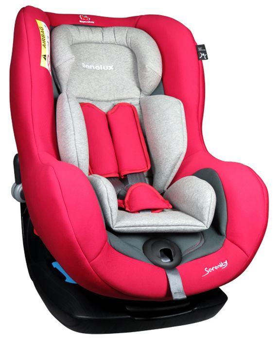 Renolux Автокресло Serenity Franklin673559Детское автокресло Renolux модель Serenity возрастная группа 0/1 (от 0 до 18 кг).Детское автокресло Renolux Serenity предназначено для перевозки в автомобиле детей возрастной группы 0+/1 (с рождения до 18 кг, примерно до 4 лет), полностью соответствует европейскому стандарту безопасности ECE R044/04. Кресло повышенной комфортности, так как продуманный корпус в форме чаши и мягкий вкладыш-адаптер для новорожденных, обеспечивают дополнительное удобство. Стильный дизайн наверняка придется по вкусу современным родителям. Модель создана с применением инновационной технологии HD-CONFORT: пена высокой плотности на каркасе из высокопрочной стали. Кресло Renolux Serenity можно устанавливать по ходу (примерно от 1 года) и против хода движения автомобиля. Кресло фиксируется при помощи штатных ремней безопасности автомобиля, а сам ребенок пятиточечными внутренними ремнями безопасности автокресла.Выбирая эту модель кресла, вы можете быть уверены, что она спроектирована и произведена во Франции.