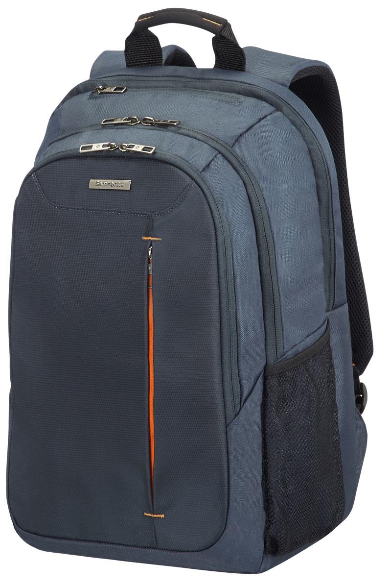 Рюкзак для ноутбука Samsonite, цвет: серый, 27 л, 32 х 22 х 48 смRivaCase 7560 greyКоллекция GUARDIT является идеальным решением для пользователей ноутбуков,объединяет в себе базовую функциональность с отличным внешним видом из полиэстера.Особенности коллекции: передний караман с внутренней организацией,умный карман, верхняя ручка с прокладкой из неопрена.